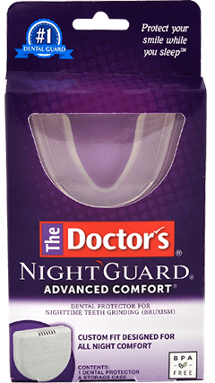 The Doctor's NightGuard Advanced Comfort